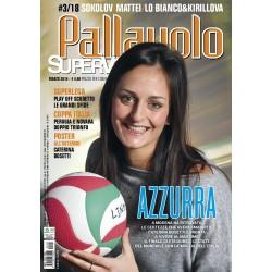 Pallavolo SUPERVOLLEY n.3 2018