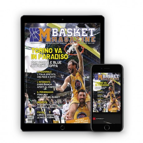 Basket Magazine n.44 Digitale Marzo 2018