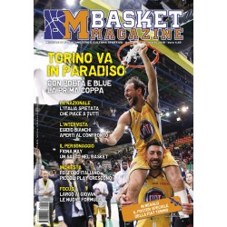 Basket Magazine n.44 Cartaceo Marzo 2018