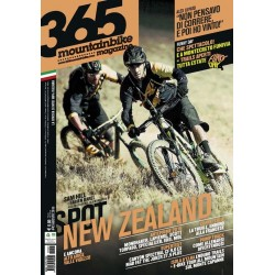 365Mountainbike n.43 Cartaceo Agosto 2015