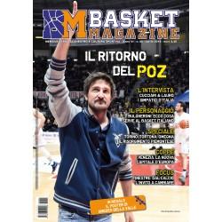 Basket Magazine n.45 Cartaceo Aprile 2018