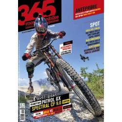 365Mountainbike n.76 Cartaceo Maggio  2018