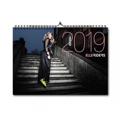 Calendario ELLERIDERS 2019