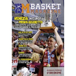 Basket Magazine n.46 Cartaceo Maggio 2018