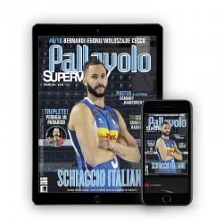 Pallavolo SUPERVOLLEY n.6 Digitale Giugno 2018